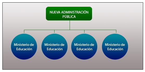 nueva administración pública